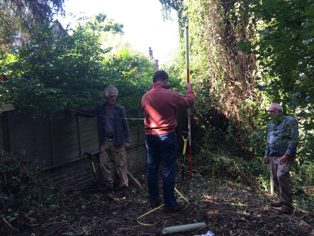 Measuring up the suitable new plot